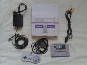 Super Nintendo top pra coleção