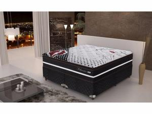 Cama Box Seduccion Queen Size