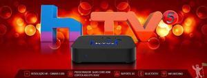 Htv 5 Iptv Box 4k - Original