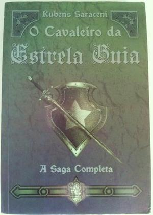 Livro O Cavaleiro da Estrela Guia (Saga Completa)