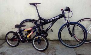 Bicicleta Caloi T Type 21 Marchas Shimano