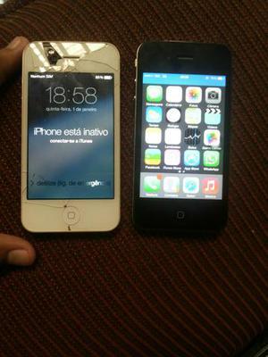 Estou vendendo ou trocando esses iphones
