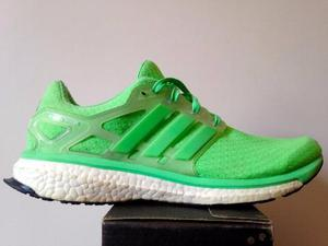 Tênis adidas energy boost verde 42 ñ air max a5cd6be732b73