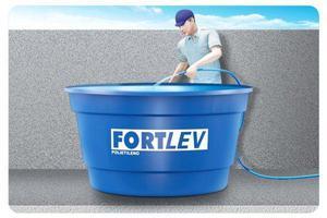 Caixa D água Com Tampa Fortlev Polietileno 500L R