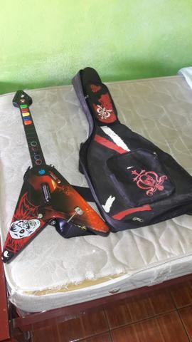 Guitarra guitar hero pro
