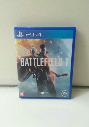 Jogo de PS4 Battlefield 1 Jogo Novo e lançamento Totalmente