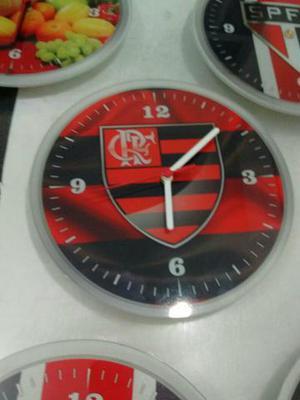 Lindos relógios de parede em vidro, personalizadas! leia