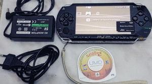 Psp completo em ótimo estado com UMD e 8Gb