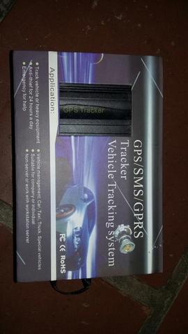 Rastreador Gps Bloqueador Veicular Tk-103b