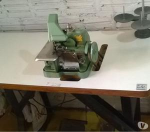 máquina de costura overloque vendo