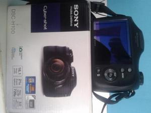 Camera Sony DSC H100