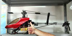 Helicóptero HK 500 Clone Trex 500