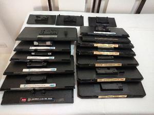 Lote De 16 Bases P/ Miniaturas 1/18 Marcas/modelos Variados