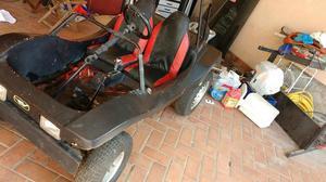 Mini bug 100 cc com chassis reforçado
