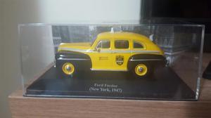 Miniatura Taxi Ford Fordor NY