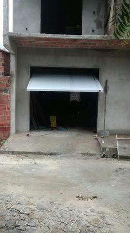 Portão de alumínio novo e transformo super promoção