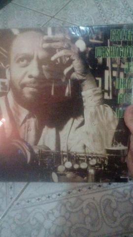 Vinil Grover Washington Jazz