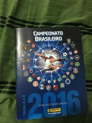 Álbum campeonato brasileiro