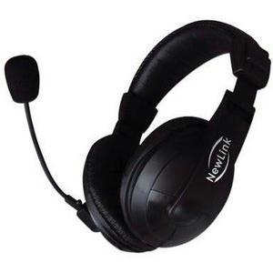 Fone De Ouvido Headset Gamer Microfone Usb kNUP Newlink