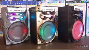Ltomex Caixa De Som Bluetooth 15w RMS A-30 Pendrive Sd Fm