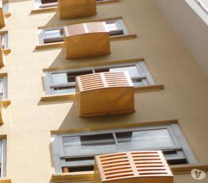 Caixas Grades Protetoras em Fibra de Vidro para Ar Split
