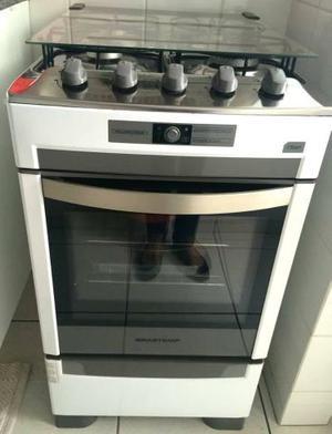 Fogao brastemp 4 bocas forno autolimpante (os acendedores