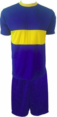 Jogo de Camisa pronto com  ou 22 - preço