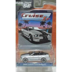 Mustang, Dodge - Greenlight 1/64
