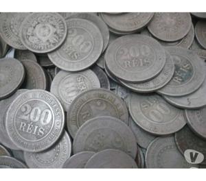VENDO 100 QUILOS DE MOEDAS ANTIGAS A R$12 O QUILO-SÓ HOJE