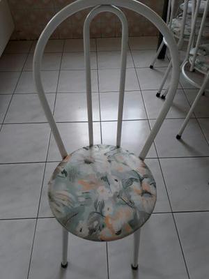 Conjunto de Cadeiras (usada)