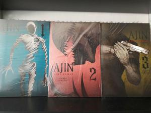 AIJIN (vol. 1 ao 3)