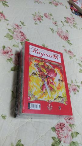 Coleção completa manga Guerreiras Mágicas de Reyearth, da