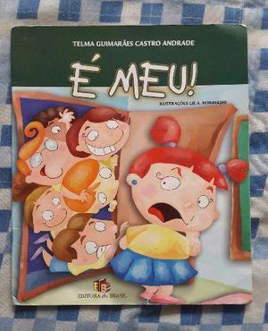 Livro É Meu Telma Guimarães Castro Andrade