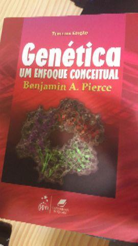 Livro didático - Genética um enfoque conceitual