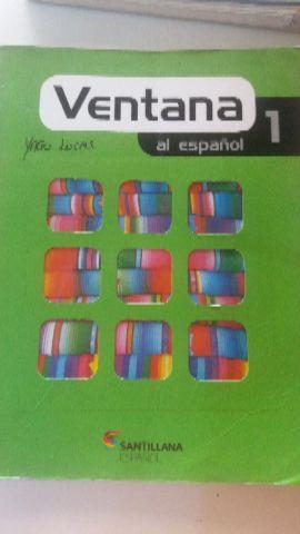 Livro didático matéria língua espanhola edição 1