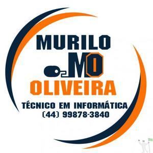 Murilo Oliveira Técnico em Informática
