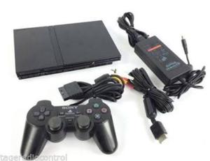 Playstation 2 Slim Destravado Semi novo