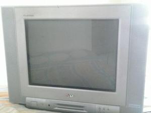 """TV de tubo LG 14"""" usada"""