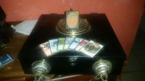 Caixa personalizada para cartas de magic the gathering