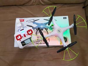 Drone Syma X5HW com estabilizador de altura, transmissão