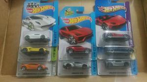 Hot Wheels - Lamborghini Lote