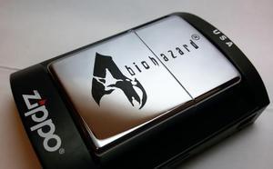 Isqueiro Zippo - Resident Evil 4 - Original