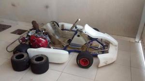 Kart 4 Tempos Chassi Mini motor Honda Aceito Moto e cartão