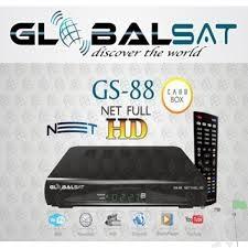 Receptor Globalsat Net Hd