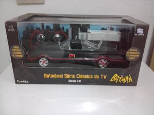 Batmóvel Série Clássica de Tv - Controle Remoto 7