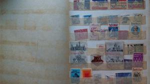 Coleção de Selos Internacionais