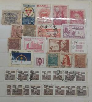 Coleção de Selos Nacionais Diversos