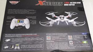 Drone x-series x-300 com camera hd