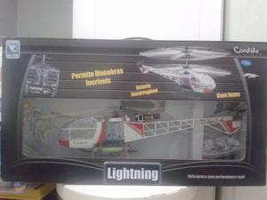 Helicoptero H18 Lightning 3 Canais