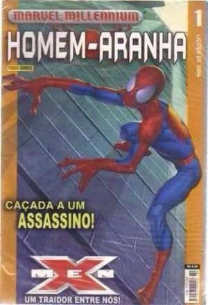 Lote Marvel Millenium Homem Aranha 1-8 + Homem Aranha Sec 21